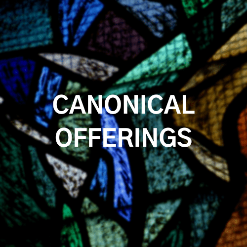 canonical offering