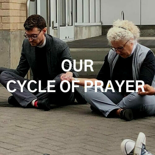 our cycle of prayer
